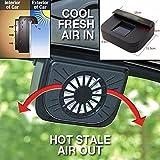 Zooarts - Ventilador refrigerador Auto Vent con...