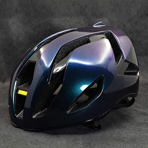 Shang Fei Straßenfahrradhelme Männer und Frauen Outdoor-Sport-Helme, matt ultraleichte Fahrradhelme REIT (Color : 08, Size : 54cm 60 cm)