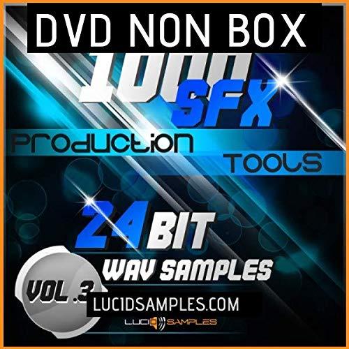 CINEMATIC Ableton Live 1000 SFX Production Tools vol. 3 - Maravilloso paquete...