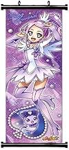 Doki Doki Precure Anime Fabric Wall Scroll Poster (32 x 91) Inches