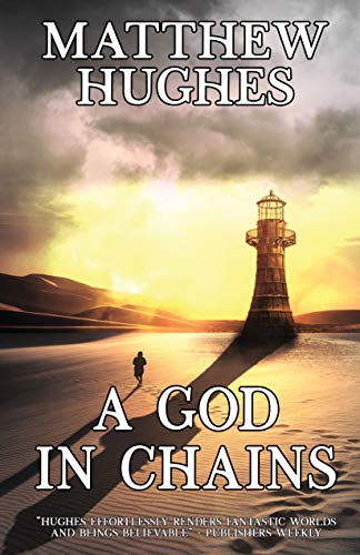 A God In Chains by Matthew Hughes ebook deal