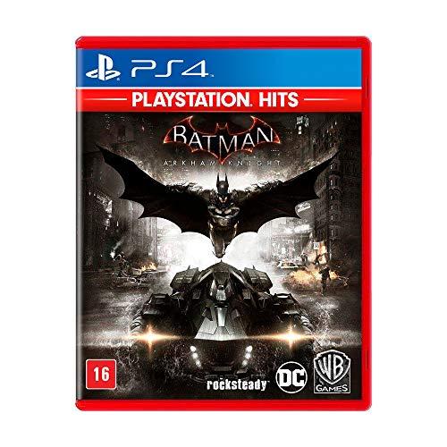 Batman Arkham Knight Ps Hits - PlayStation 4