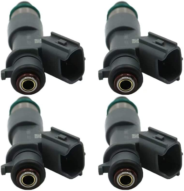4pcs Fuel Injector for Accord MDX TL 3.5L 6cyl 16450 Popular overseas New sales OEM# TSX V6