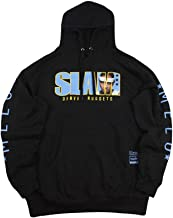 Mitchell & Ness Men's Denver Nuggets Carmelo Anthony Slam Cover Sweatshirt Hoodie