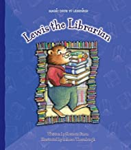 Lewis the Librarian (Magic Door to Learning)