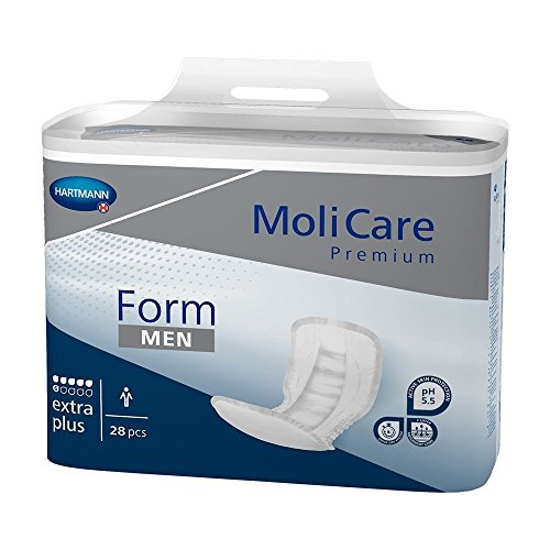 MoliCare Premium Form extra plus MEN 4 x 28 Stück