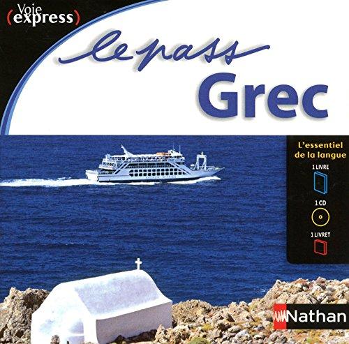 Le Pass Grec - Voie express