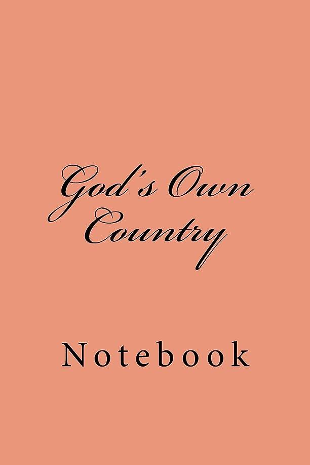 槍学士のためGod's Own Country: Notebook