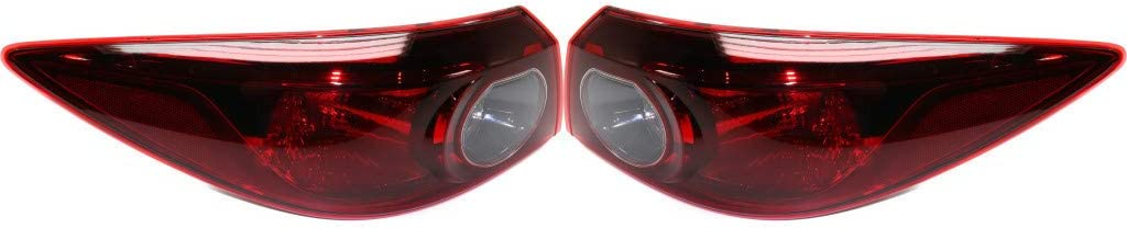 For Mazda 3 Tail Light Assembly 2014 15 16 and Popular shop Popularity is the lowest price challenge Driver 2017 Pair