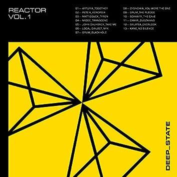 Deep State Reactor, Vol. 1 (Mixed)