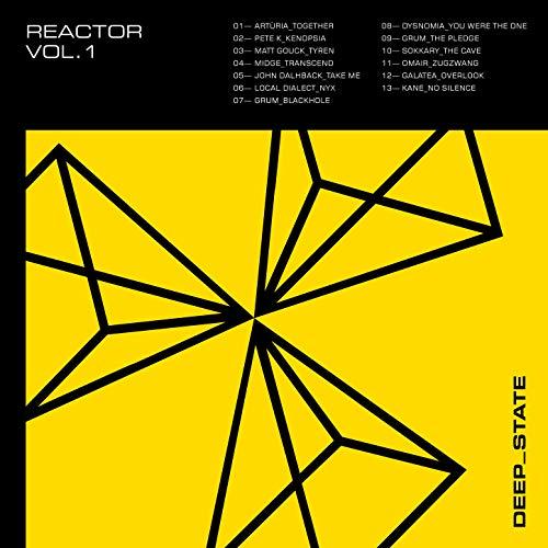 Reactor, Vol. 1 (Mixed) [Clean]