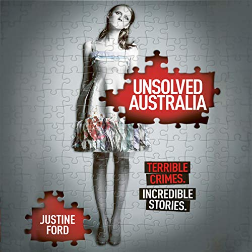 Unsolved Australia cover art