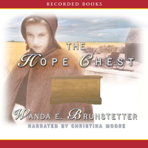 The Hope Chest audiobook cover art