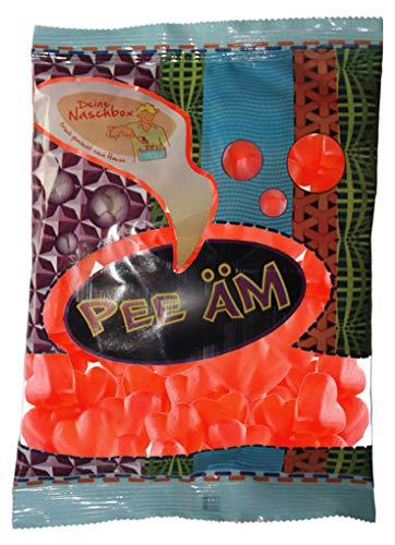 Deine Naschbox - Fruchtgummi Kirsch Herzen - in unserem schönen 150g Beutel