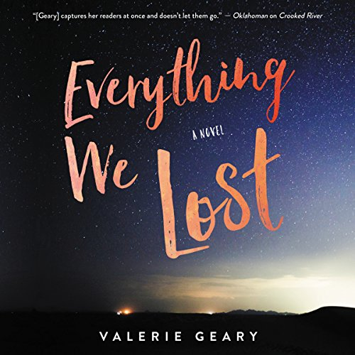 Everything We Lost audiobook cover art