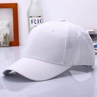 Black Cap Solid Color Baseball Cap Snapback Caps Hats Fitted Hip Hop Dad Hats For Women Unisex