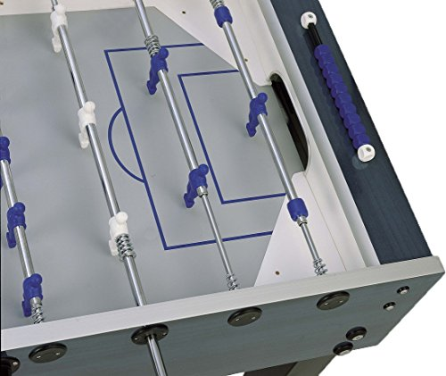 Garlando G-500 Indoor/Outdoor Weatherproof Foosball/Soccer Game Table