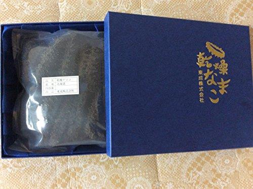 化粧箱入 北海道産 乾燥なまこ 500G入 10g以上 大サイズ 特級品