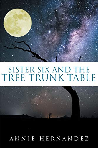 Sister Six and the Tree Trunk Table