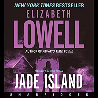 Jade Island audiobook cover art