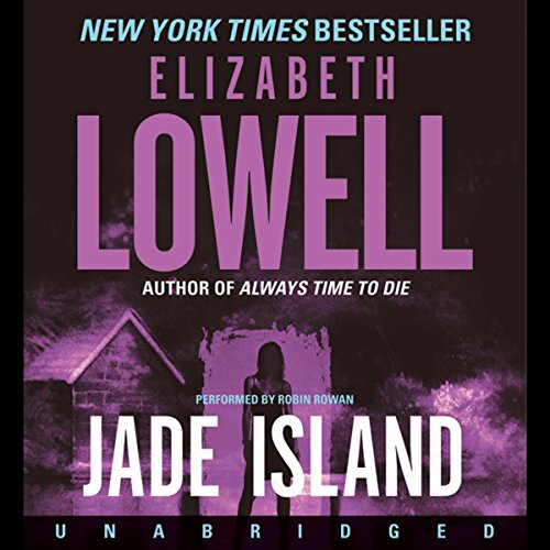 Jade Island audiobook cover art