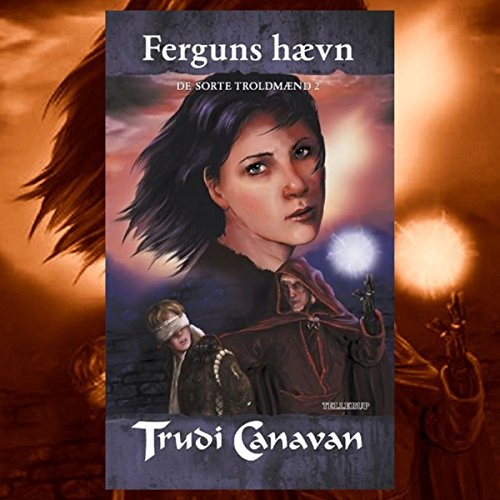 Ferguns hævn cover art