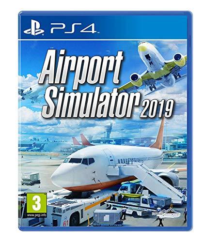 Sony Airport Simulator 2019, PS4 videogioco Basic PlayStation 4