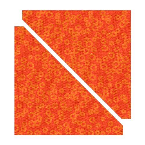 "Sizzix Bigz Troquel Media triángulos cuadrados 4 1/2 ""Assem.Square (B&W)"
