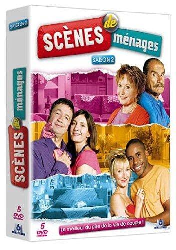 Scènes de ménages - Saison 2 - Coffret 5 DVD