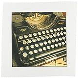 3dRose LLC Continental Schreibmaschine 10von 25,4cm