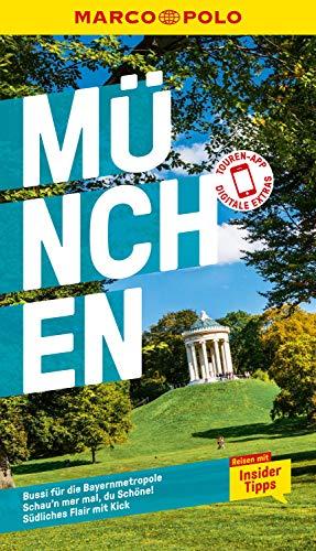 MARCO POLO Reiseführer München: Reisen mit Insider-Tipps. Inkl. kostenloser Touren-App (MARCO POLO Reiseführer E-Book)