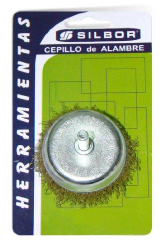 Silbor-Spazzola metallica mod. CO65