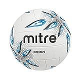 Mitre Intercept Training Netball, Multi-Colour, Size 5