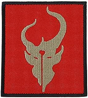 "Minotaurtac NSWDG DEVGRU Red Squadron""Demon Hunter"" パッチ 旧デザイン"