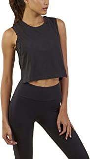 Womens Cute Crop Top Workout Shirts Activewear Sports Athletic Mesh Sheer Tank Tops Summer Clothes