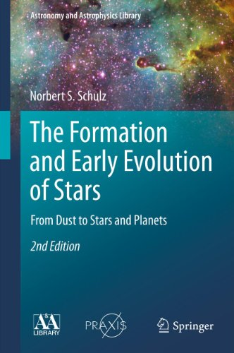 The Formation and Early Evolution of Stars: From Dust to Stars and Planets (Astronomy and Astrophysics Library) (English Edition)