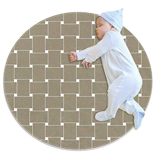 RogueDIV Karpfe, Babyfloor, Game Mat, Matt, Game Mat, Game Mat, Dekoration für Kinder, Multi02, 80x80cm/31.5x31.5IN
