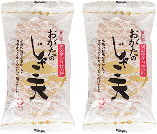 [おがた蒲鉾] 愛媛のじゃこ天 3枚×2袋