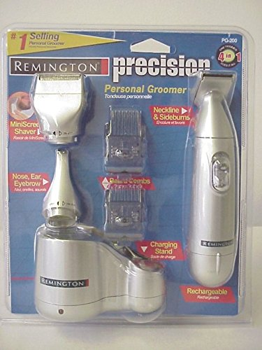 Refurbished Rechargeable Remington PG200 Personal Groomer PG-200 Trimmer