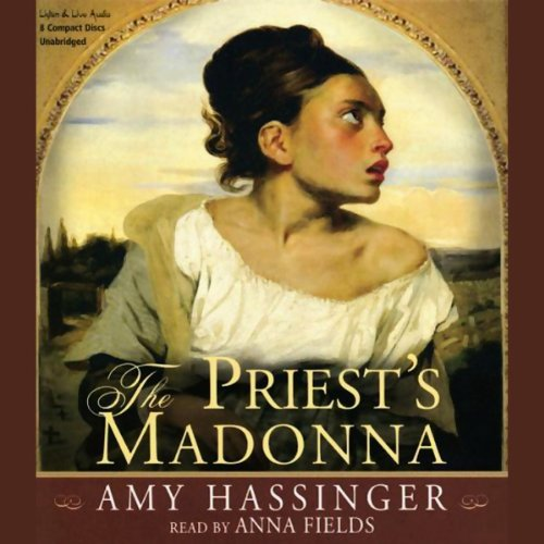The Priest's Madonna audiobook cover art