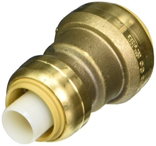 Sharkbite Push Fit Coupling, 1 x 3/4, Lead Free by Cash Acme