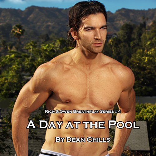 A Day at the Pool audiobook cover art