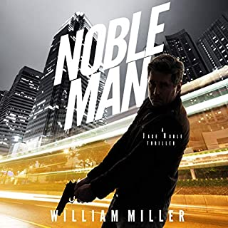 Noble Man audiobook cover art