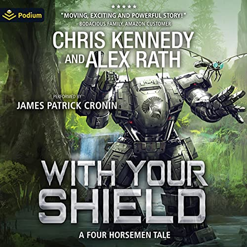 With Your Shield cover art