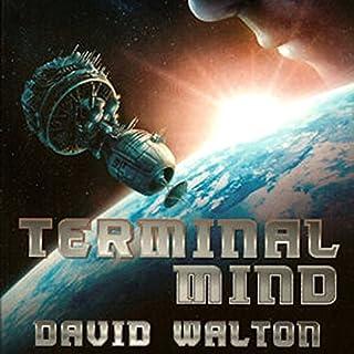 Terminal Mind audiobook cover art