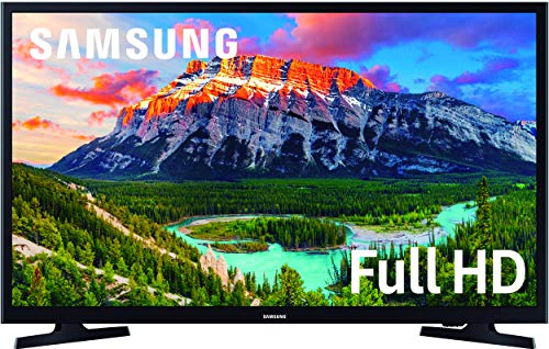 "Samsung UE40N5300AK, Smart TV Serie N5300 de 40"" con Resolución Full HD, Mega Contast, PurColor, Micro Dimming Pro, Apps en Exclusiva, Ethernet, Negro"