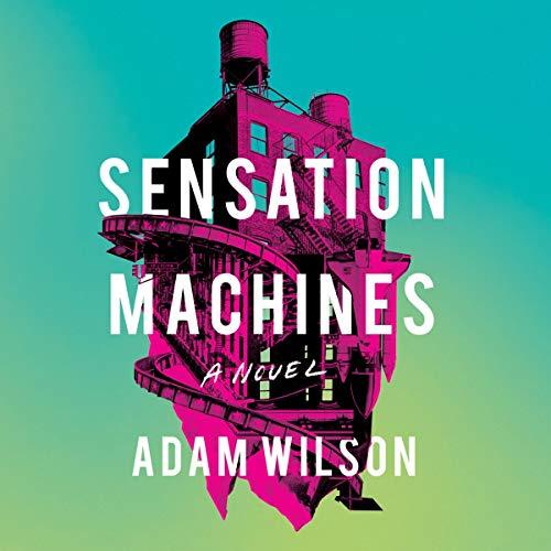 Sensation Machines cover art