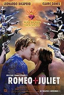 William Shakespeare's Romeo & Juliet POSTER Movie (27 x 40 Inches - 69cm x 102cm) (1996) (Style C)