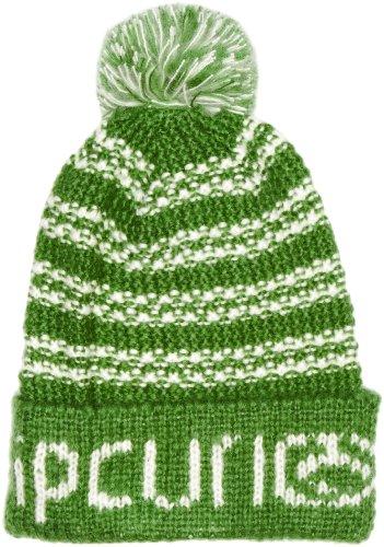 RIP CURL - Gorro de Punto para Mujer, Talla Talla única, Color Verde (Medium Green)