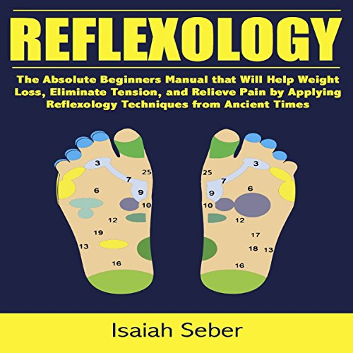 Reflexology audiobook cover art